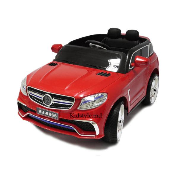 Mercedes Masina electrica