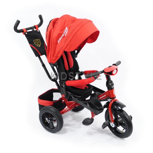 Tricicletă Crosser T400