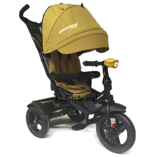 Tricicletă Crosser T400 Neo